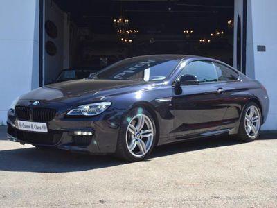 usado BMW 640 640Diesel Coupé xDrive *MATRICULA RUSA*