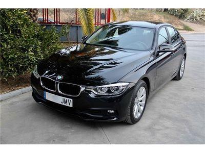 usado BMW 318 D, AUTOMATICO, NAVEGACION, 150CV, SENSORES,