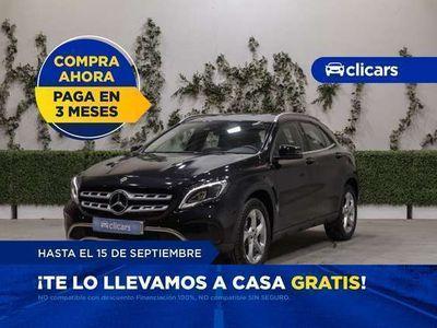 usado Mercedes GLA220 d 4MATIC