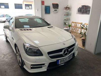 usado Mercedes SLK250 BE Edition 1 7G Plus