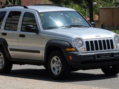 used Jeep Cherokee 2.8 CRD Sport