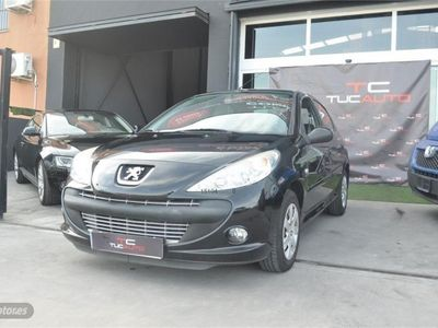 usado Peugeot 206 1.1 60cv
