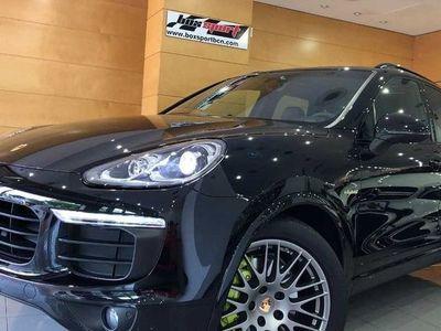 usado Porsche Cayenne S E-Hybrid E- Platinum Edition '17
