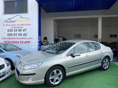 usado Peugeot 407 2.0 hdi 4p