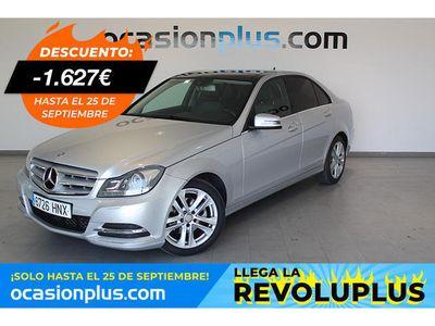 usado Mercedes C220 CDI Blue Efficiency Avantgarde (170CV)