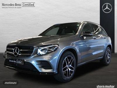 usado Mercedes GLC220 d 4Matic Aut. AMG LINE TECHO PANORAMICO