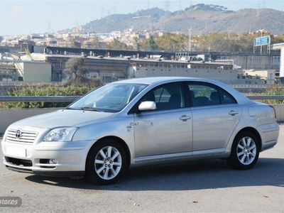used Toyota Avensis 2.0D-4D Sol
