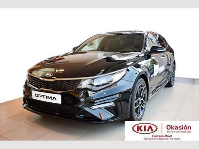 usado Kia Optima SW 1.6 CRDI 100KW (136CV) GT LINE