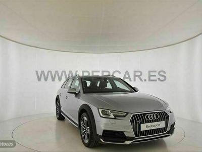 usado Audi A4 Allroad unlimited 2.0 TDI quattro 140 kW (190 CV) Diésel Gris Plata matriculado el 09/2017