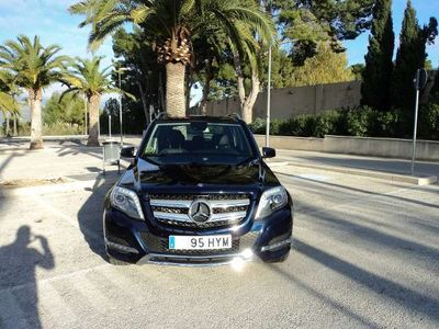 usado Mercedes GLK350 CDI BE 4M Aut.