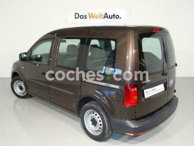 usado VW Caddy PROFESIONAL KOMBI 2.0 TDI 75KW BMT