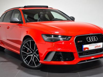 used Audi RS6 RS6Avant 4.0 TFSI Performance quattro tip 605