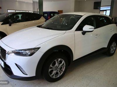 usado Mazda CX-3 2.0 SKYACTIV GE Luxury White 2WD