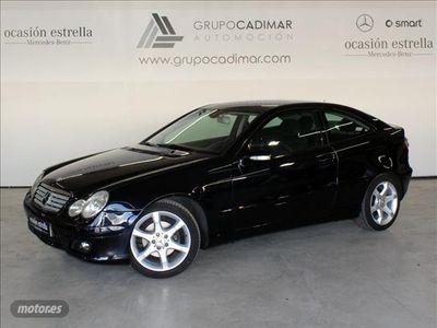 usado Mercedes 180 K Sport Edition Coupe