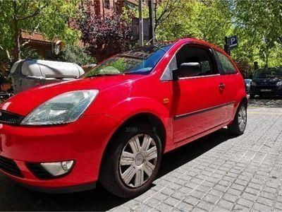 gebraucht Ford Fiesta 1.4 TDCi Fun Coupe