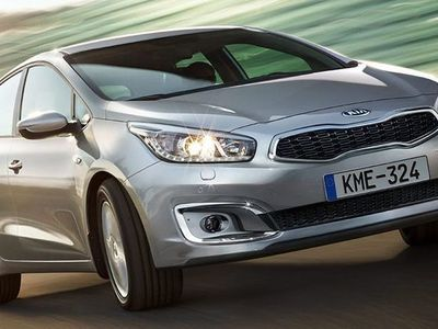 used Kia cee'd SW 1.6CRDi Eco-D. Emotion 128