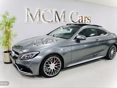 usado Mercedes C63S AMG Clase C Coupe AMG