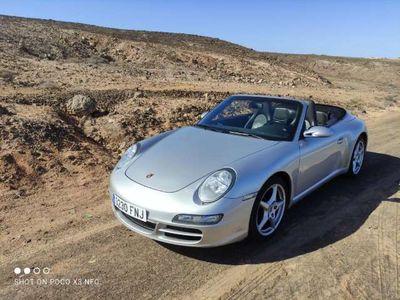 usado Porsche 911 Carrera Cabriolet 911 997