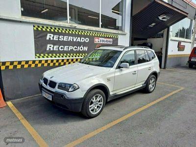 usado BMW X3 2.0d 150 cv en Alava