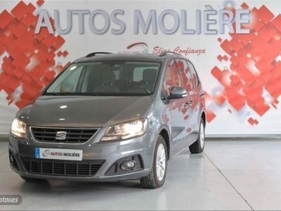 usado Seat Alhambra 2.0TDI CR 150cv DSGS&S Style Plus. AUTOMÁTICO