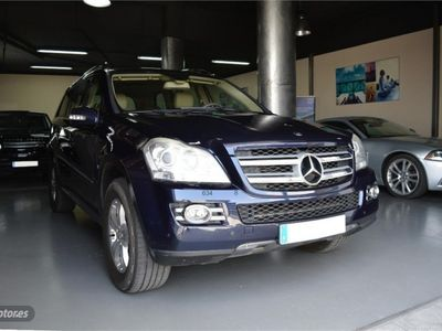second-hand Mercedes GL320 Clase GLCDI 4M