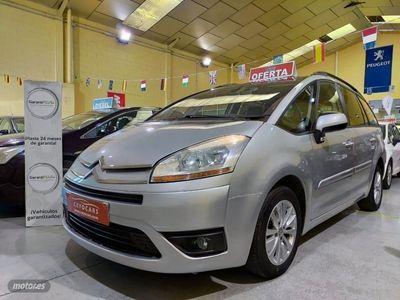 usado Citroën Grand C4 Picasso 1.6HDI Cool CMP