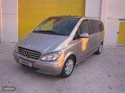 usado Mercedes Viano 2.0 CDI Ambiente Compacta