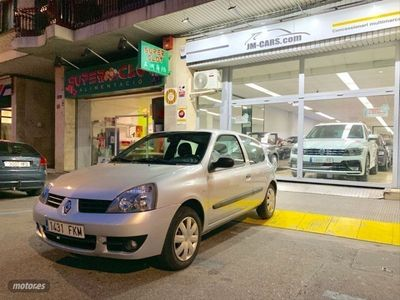 usado Renault Clio Campus Authentique 1.2 16v