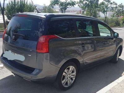 usado Peugeot 5008 1.6 BlueHDi Style 7 pl. 120