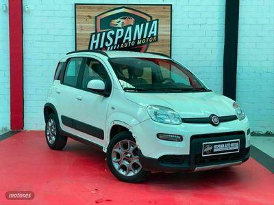 usado Fiat Panda 1.3 Trekking 95CV Diesel E6