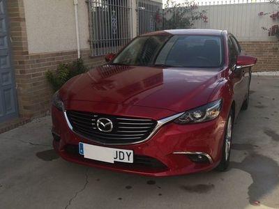 usado Mazda 6 2.2DE Style Aut. 110kW