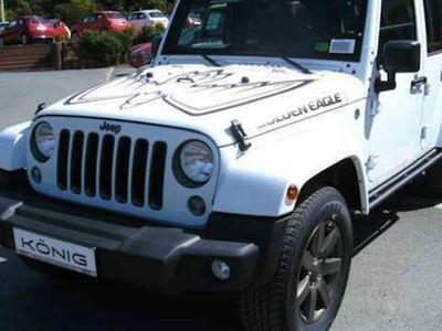 usado Jeep Wrangler Unlimited 3.6 Golden Eagle Aut.