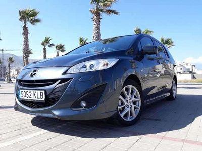 brugt Mazda 5 1.6CRTD Active
