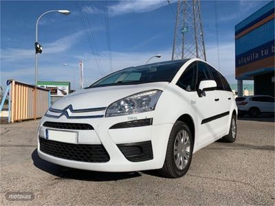 brugt Citroën Grand C4 Picasso 1.6HDI Exclusive