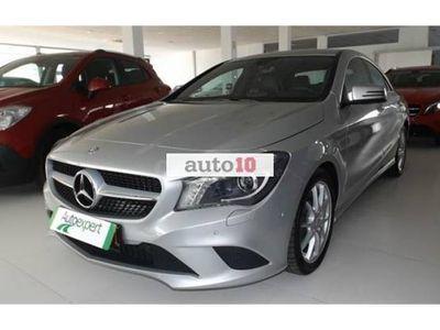 usado Mercedes CLA220 Clase CLACDI Aut. Edition 1