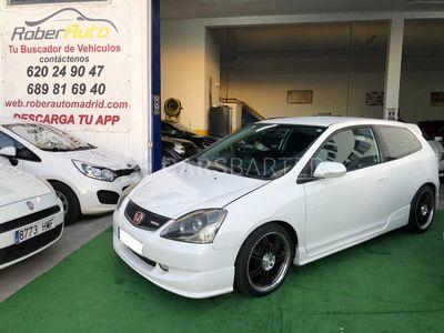 usado Honda Civic 1.6 vtec 3p