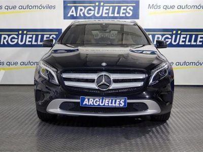 usado Mercedes GLA220 Clase GlaCdi Edition 1 5p. -15