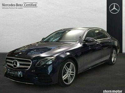 usado Mercedes E220 ClaseAMG Line (EURO 6d-TEMP)