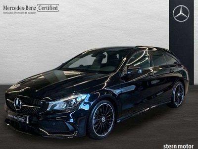 usado Mercedes CLA220 Shooting Brake d 4Matic 7G-DCT