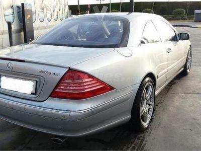 usado Mercedes CL500 Clase Cl2p. -02