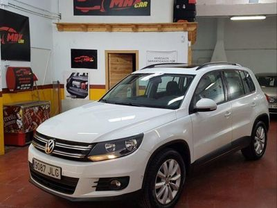 used VW Tiguan 2.0 tdi 4motion style bmt diesel