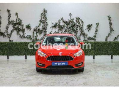 usado Ford Focus 1.5tdci Trend+ 120 120 cv