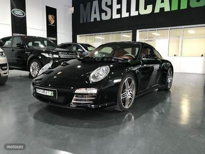 used Porsche 911 Carrera 4S Coupe A.M.09