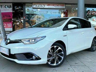 usado Toyota Auris Hybrid Advance