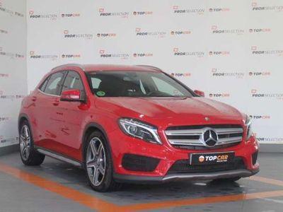 usado Mercedes GLA220 CDIAMG Line 7G-DCT
