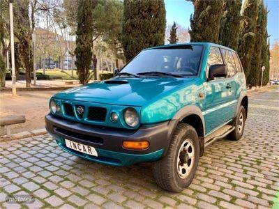 gebraucht Nissan Terrano II 2.7 TDI SE