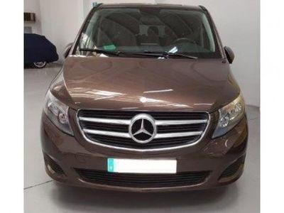 usado Mercedes V220 163CV año 2016 13000 KM