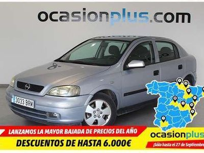 usado Opel Astra 2.0DtI 16v Elegance