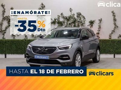 usado Opel Grandland X 1.2 Turbo Ultimate