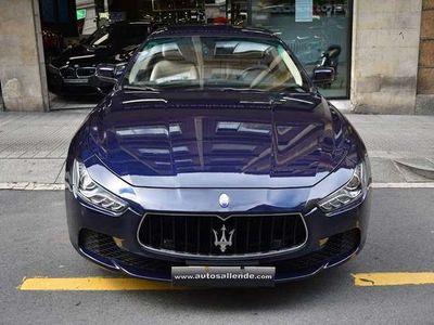 usado Maserati Ghibli Diesel Aut. 275